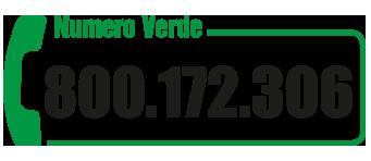 sicurbagno numero verde