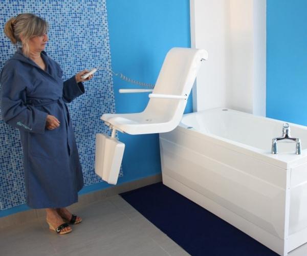 Vasche da bagno per disabili vasche con sportello per - Vernici per vasche da bagno ...