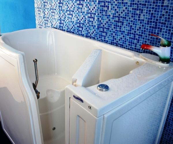 Prezzi Vasche Da Bagno Con Apertura Laterale : Vasche con sportello per anziani vasche certificate per anziani